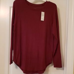 American Eagle oversized tunic